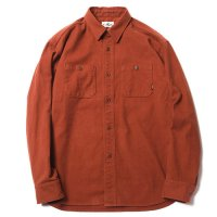 <img class='new_mark_img1' src='//img.shop-pro.jp/img/new/icons5.gif' style='border:none;display:inline;margin:0px;padding:0px;width:auto;' />CALEE - COTTON NEL PLANE L/S SHIRT