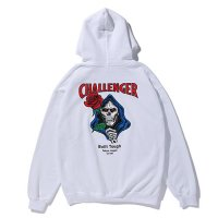 <img class='new_mark_img1' src='//img.shop-pro.jp/img/new/icons5.gif' style='border:none;display:inline;margin:0px;padding:0px;width:auto;' />CHALLENGER - SPADE SKULL HOODIE