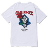 <img class='new_mark_img1' src='//img.shop-pro.jp/img/new/icons5.gif' style='border:none;display:inline;margin:0px;padding:0px;width:auto;' />CHALLENGER - SPADE SKULL TEE