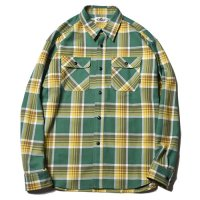 <img class='new_mark_img1' src='//img.shop-pro.jp/img/new/icons5.gif' style='border:none;display:inline;margin:0px;padding:0px;width:auto;' />CALEE - L/S Check shirt