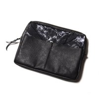 <img class='new_mark_img1' src='//img.shop-pro.jp/img/new/icons5.gif' style='border:none;display:inline;margin:0px;padding:0px;width:auto;' />CALEE - ×TK GRAMENT MARBLE PATTERN CLUTCH BAG