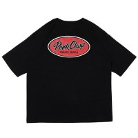 <img class='new_mark_img1' src='//img.shop-pro.jp/img/new/icons5.gif' style='border:none;display:inline;margin:0px;padding:0px;width:auto;' />PORKCHOP - OVAL SCRIPT POCKET TEE