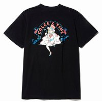 <img class='new_mark_img1' src='//img.shop-pro.jp/img/new/icons5.gif' style='border:none;display:inline;margin:0px;padding:0px;width:auto;' />CALEE - Calees time girl t-shirt