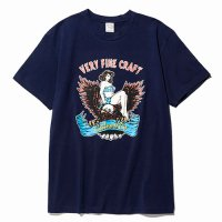 <img class='new_mark_img1' src='//img.shop-pro.jp/img/new/icons5.gif' style='border:none;display:inline;margin:0px;padding:0px;width:auto;' />CALEE - Eagle girl t-shirt