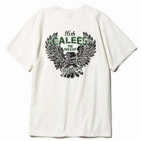 <img class='new_mark_img1' src='//img.shop-pro.jp/img/new/icons5.gif' style='border:none;display:inline;margin:0px;padding:0px;width:auto;' />CALEE - Binder neck eagle pocket t-shirt