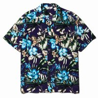 <img class='new_mark_img1' src='//img.shop-pro.jp/img/new/icons49.gif' style='border:none;display:inline;margin:0px;padding:0px;width:auto;' />CALEE - Hawaiian S/S shirt