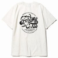 <img class='new_mark_img1' src='//img.shop-pro.jp/img/new/icons5.gif' style='border:none;display:inline;margin:0px;padding:0px;width:auto;' />CALEE - Binder neck fab time t-shirt