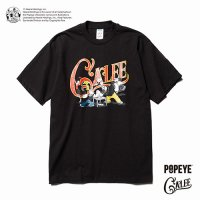 <img class='new_mark_img1' src='//img.shop-pro.jp/img/new/icons5.gif' style='border:none;display:inline;margin:0px;padding:0px;width:auto;' />CALEE - POPEYE collaboration print t-shirt