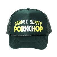 <img class='new_mark_img1' src='//img.shop-pro.jp/img/new/icons5.gif' style='border:none;display:inline;margin:0px;padding:0px;width:auto;' />PORK CHOP - BLOCK LOGO CAP