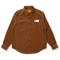 <img class='new_mark_img1' src='//img.shop-pro.jp/img/new/icons49.gif' style='border:none;display:inline;margin:0px;padding:0px;width:auto;' />CHALLENGER - L/S CORDUROY WORK SHIRT