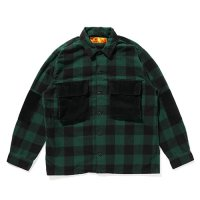 <img class='new_mark_img1' src='//img.shop-pro.jp/img/new/icons49.gif' style='border:none;display:inline;margin:0px;padding:0px;width:auto;' />CHALLENGER - L/S BUFFALO CHECK SHIRT