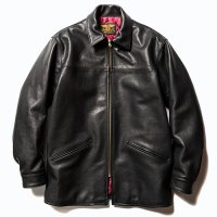 <img class='new_mark_img1' src='//img.shop-pro.jp/img/new/icons49.gif' style='border:none;display:inline;margin:0px;padding:0px;width:auto;' />CALEE - Cowhide leather jacket