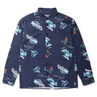 <img class='new_mark_img1' src='//img.shop-pro.jp/img/new/icons5.gif' style='border:none;display:inline;margin:0px;padding:0px;width:auto;' />CHALLENGER - L/S FLANNEL PRINTED SHIRT