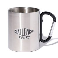 <img class='new_mark_img1' src='//img.shop-pro.jp/img/new/icons5.gif' style='border:none;display:inline;margin:0px;padding:0px;width:auto;' />CHALLENGER - STAINLESS MUG