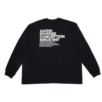 <img class='new_mark_img1' src='https://img.shop-pro.jp/img/new/icons5.gif' style='border:none;display:inline;margin:0px;padding:0px;width:auto;' />GARNI - Origin Long Sleeve Tee