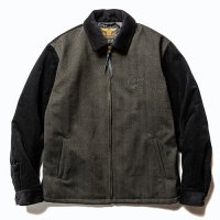 <img class='new_mark_img1' src='//img.shop-pro.jp/img/new/icons5.gif' style='border:none;display:inline;margin:0px;padding:0px;width:auto;' />CALEE - Corduroy/Tweed sports type jacket