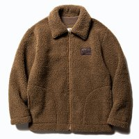 <img class='new_mark_img1' src='https://img.shop-pro.jp/img/new/icons5.gif' style='border:none;display:inline;margin:0px;padding:0px;width:auto;' />CALEE - ×COLD BREAKER Boa jacket