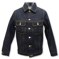 <img class='new_mark_img1' src='//img.shop-pro.jp/img/new/icons49.gif' style='border:none;display:inline;margin:0px;padding:0px;width:auto;' />VICTIM - RIGID DENIM JACKET