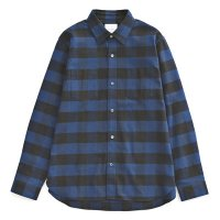 <img class='new_mark_img1' src='//img.shop-pro.jp/img/new/icons49.gif' style='border:none;display:inline;margin:0px;padding:0px;width:auto;' />VICTIM - BLOCK CHECK SHIRTS