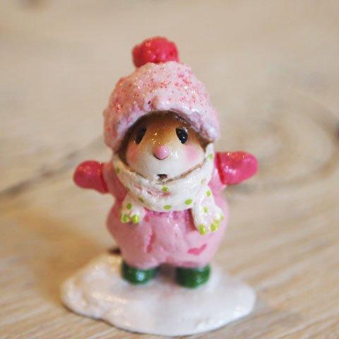 Snowbound Girl (Pink)