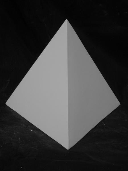 G-809 正三角錐(正四面体)