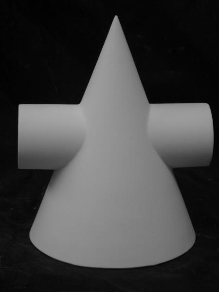 G−823 円錐円柱相貫体