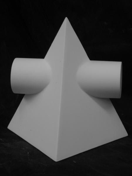 G−825 角錐円柱相貫体