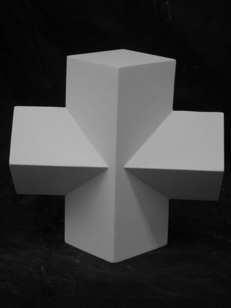 G−827 角柱角柱相貫体