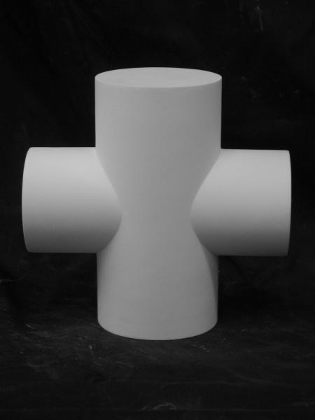G−828 円柱円柱相貫体