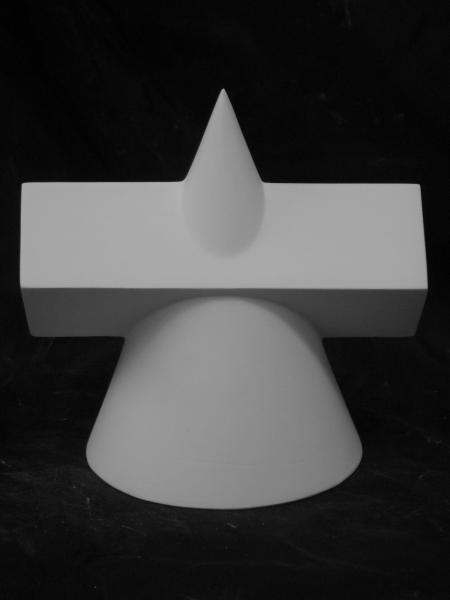 G−831 円錐角柱相貫体(大)
