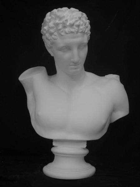 K−105 ヘルメス胸像