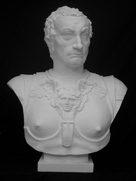 K−106 ガッタメラータ胸像