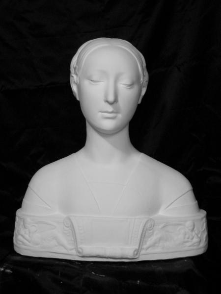 K−155 マリア・スフォルツァ胸像