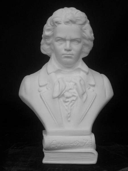 A−353 ベートーベン胸像(中)