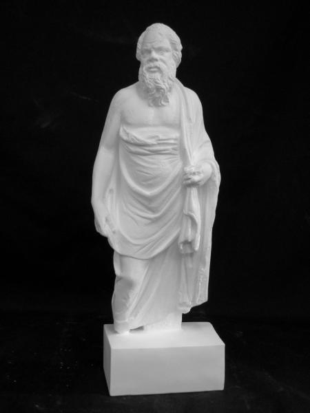 A−362 ソクラテス全身像