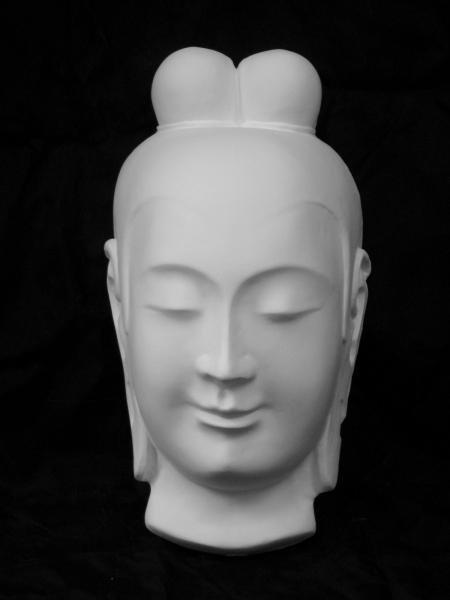 M−480 弥勒菩薩半面(中宮寺)