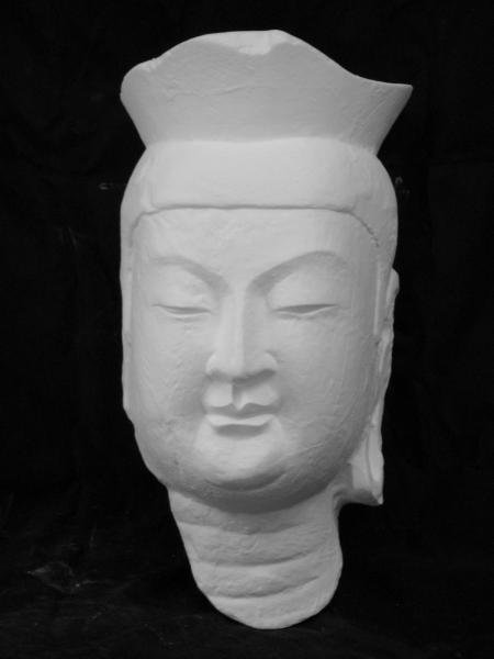 M−481 弥勒菩薩半面(広隆寺)