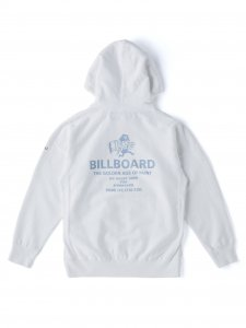 <img class='new_mark_img1' src='//img.shop-pro.jp/img/new/icons14.gif' style='border:none;display:inline;margin:0px;padding:0px;width:auto;' />【BILLBOARD】ビルボード HOODED SWEAT