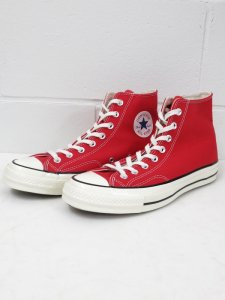 <img class='new_mark_img1' src='//img.shop-pro.jp/img/new/icons50.gif' style='border:none;display:inline;margin:0px;padding:0px;width:auto;' />【CONVERSE】コンバース CHUCK TAYLOR 1970s(CT70)復刻  日本未発売モデル (RED)