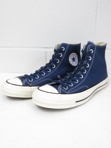 <img class='new_mark_img1' src='//img.shop-pro.jp/img/new/icons50.gif' style='border:none;display:inline;margin:0px;padding:0px;width:auto;' />【CONVERSE】コンバース CHUCK TAYLOR 1970s(CT70)復刻  日本未発売モデル (MIDNIGHT NAVY)