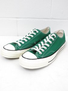 <img class='new_mark_img1' src='//img.shop-pro.jp/img/new/icons50.gif' style='border:none;display:inline;margin:0px;padding:0px;width:auto;' />【CONVERSE】コンバース CHUCK TAYLOR 1970s(CT70)復刻  日本未発売モデル (GREEN)