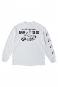 <img class='new_mark_img1' src='//img.shop-pro.jp/img/new/icons14.gif' style='border:none;display:inline;margin:0px;padding:0px;width:auto;' />【BILLBOARD】ビルボード LONG SLEEVES T-SHIRTS