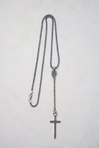 【GANGSTERVILLE】ギャングスタービル PENDANT - ROSARY (SILVER925)