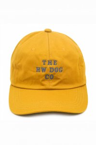 <img class='new_mark_img1' src='https://img.shop-pro.jp/img/new/icons14.gif' style='border:none;display:inline;margin:0px;padding:0px;width:auto;' />【THE H.W. DOG&CO.】ザエイチダブルドッグアンドコー WASH HWDOG CAP (Yellow)