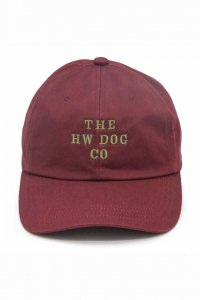 <img class='new_mark_img1' src='https://img.shop-pro.jp/img/new/icons50.gif' style='border:none;display:inline;margin:0px;padding:0px;width:auto;' />【THE H.W. DOG&CO.】ザエイチダブルドッグアンドコー WASH HWDOG CAP (Burgundy)