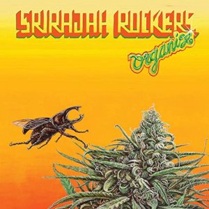 SRIRAJAH ROCKERS<br>『Organix』(CD)