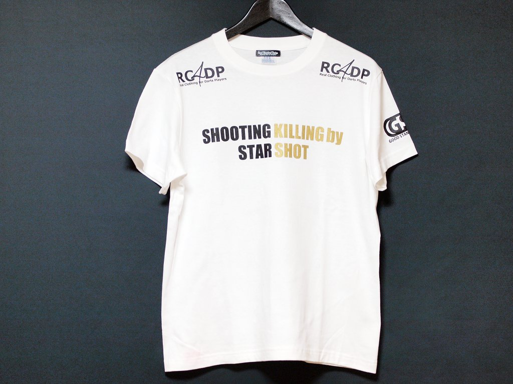 ShootingStar T-shirts【WHITE】