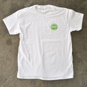 SIESTA(シエスタ)Original Logo Tee Shirt White
