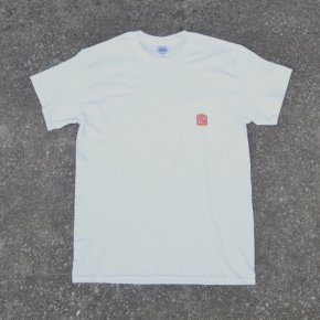 SIESTA(シエスタ)Original Jason Pocket Tee Shirt White