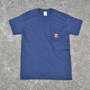 SIESTA(シエスタ)Original Jason Pocket Tee Shirt Navy